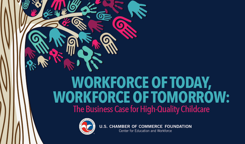 Workforce report cover