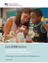 Early STEM Matters report cover